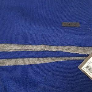 NWT knit scarf